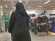 Abaya ass