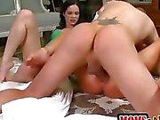 Jenna Ross and Veronica Avluv threesome
