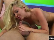 Aaliyah Love and her friend get slammed