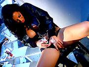 Erotic masturbation with hot Jayden Jaymes