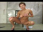 Big Tits Amy Reid Fingering Her Pussy