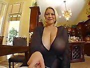 Samantha 38g is an irresistible BBW slut