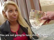 French hottie Kimber Delice paid to be banged hard in the clit slit