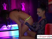 The Stripper Experience - Jacky Joy & Jessica Jaymes lesbian fuck fest