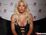DP Star 3 - Luscious Latina Big Tit Luna Star Deep Throat Blowjob