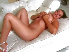 Erica Campbell shows the world her gorgeous globes and sensual fuck slot