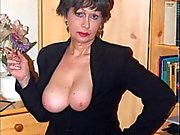 Nachbarin Monica 63 Jahre