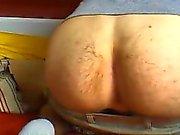 Str8 Handsome German Boy,Sexy Hairy Bubble Ass,Virgin Ass?