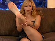 Heather Vandeven Masturbation Cam 1