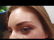Destiny Loves Her Facial