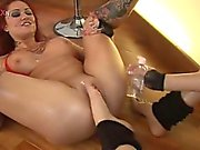 Pussy stretched to max