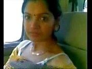 Cute Desi Bhabhi Show Milky Boobs In Car With Lover