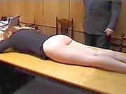 Spanking secretary