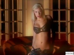 Bibi Jones Having Fun With Her Dildo
