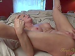 Mandy Foxx - Fucking. Sucking. Squirting. It's A Good Day.