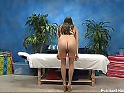 Cute 18yo Bailey gets fucked hard by her massage therapist