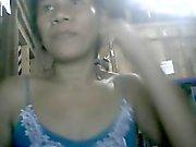 filipina mom cherry corsen 32 showing sucking her nipples