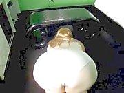 Big Panties BBW Crawling