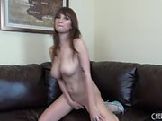 Sexy body Shay Laren poses and shows her stuff on live webcam