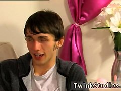 Young gay porn bf Colby London has a beef whistle fetish and