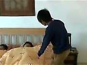 Muscular Top Chang Fucks Nok's Hole in the Gay Asian Orgy