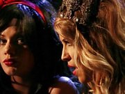 Lusty lesbian parody with Riley Steele and Jessica Drake