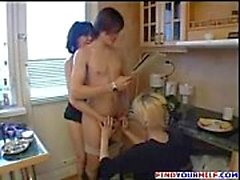 Mature MILF vs Fresh Sperm vol22