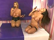 Leigh Darby & Alice Goodwin Babestation 0615
