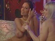 Danni Ashe In Bed With Nikki Nova