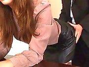 Kinzie Kenner secretary spank