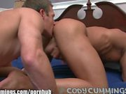 CodyCummings Muscular Threesome