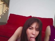 If you're into femdom porn, this one will most likely