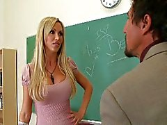 Nikki Benz and Tommy Gunn in Cougar High