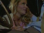 Pornstar Jessica dresses up for some play