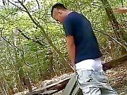 A stranded traveller gets captured by gays