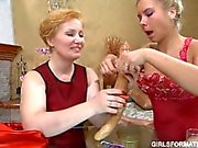 russian mature flo & virginia 01