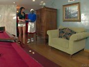 White MILF Alia Janine is hungry for black cock