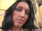 Dylan Ryder Gets the White Python in all her holes
