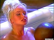 Silvia saint fucked by black cock while other couple fucks