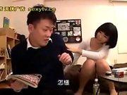 Amateur Asian teen Arisa Nakano in pov handjob
