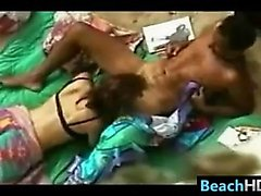 Hairy Chick Pounded At The Beach