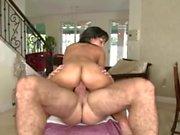 Abella Anderson Bouncing on Cock