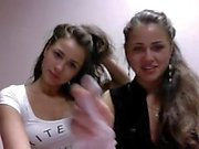 Erotic Show Polish Teenagers Twins (dziewczynka17 on the showup)