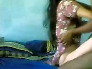 East indian Assam college couple fucking
