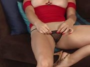 Heather Vandeven Red Dress