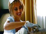 Penelope Cruz - Striptease from Chromophobia