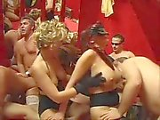 Swingers im club Legeres part 1