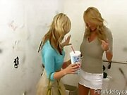 Sarah Vandella And Friend Having Some Fun