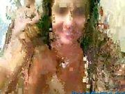 Nina Mercedez Webcam Show in shower