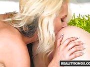 RealityKings - Moms Lick Teens - Alena Croft Haley Mae - Rig